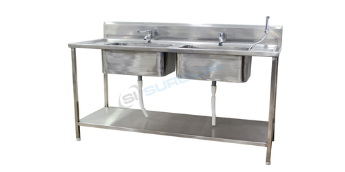 DOUBLE SINK (SIS 2058D)
