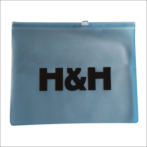 PVC Heat Sealed Bags