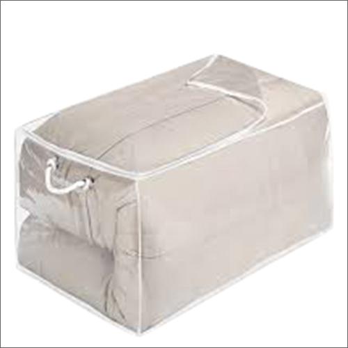 PEVA Comforter Zipper Bag