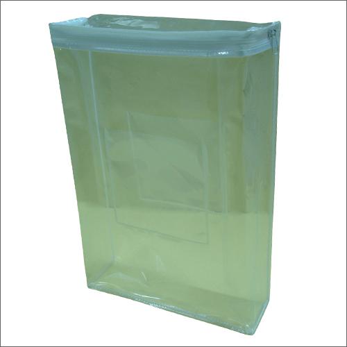 PEVA Plain Zipper Bag