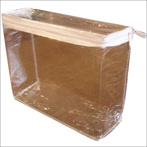 PVC Transparent Zipper Bag