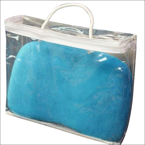 Clear PVC Cushion Bag