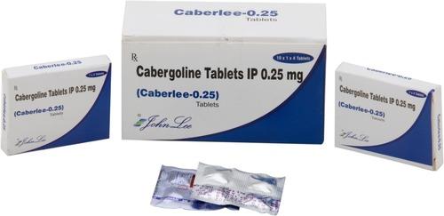Cabergoline 0.25 MG