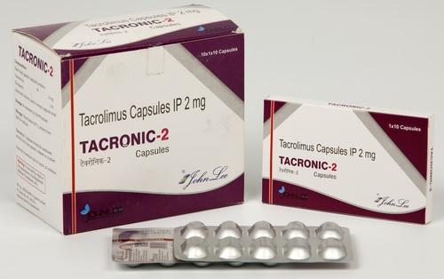 Tacrolimus 2 MG