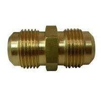 Brass Flare Union