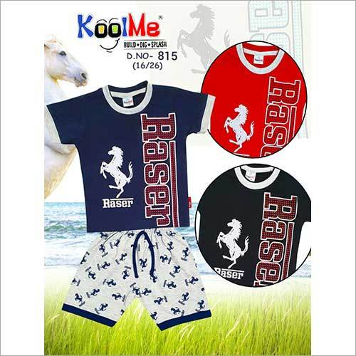 Boys Two Piece Baba Suit