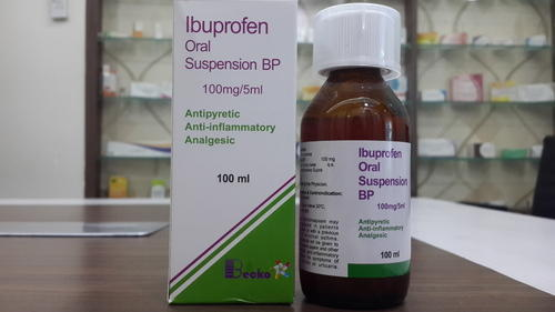 Ibuprofen Oral suspension