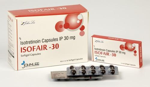 Isotretinoin IP 30 MG