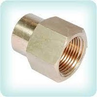 Brass Inverted Flare Female Connector