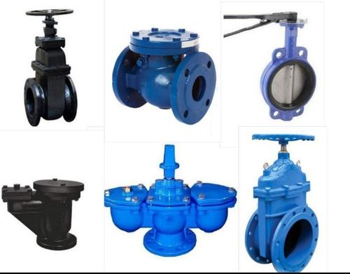 Cast Iron and Ductile Iron Valves