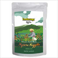Mysore Nuggets AAA Pure Coffee Powder Without Chicory