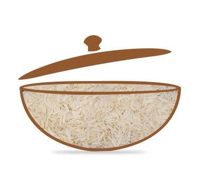 1121 White Sella Creamy Rice