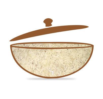 1509 White Sella Creamy Rice