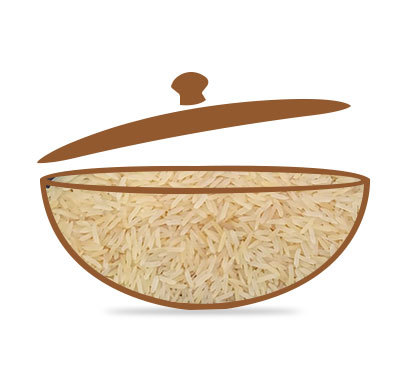 Sarbati Golden Sella Rice