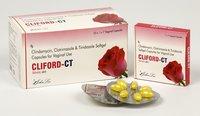 Clindamycin 100MG IP + Clotrimazole 100MG IP + Tinidazole 100MG IP