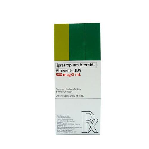 Ipratropium Bromide Respirator Solution