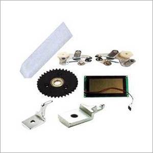 Textile Plastic Machine Parts