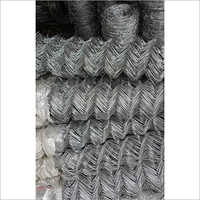 Galvanised Iron Chain Link Fencing