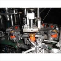 Bulb holder assembly line