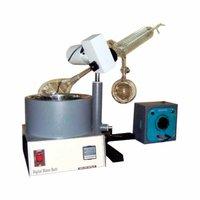 Rotary Vacuum Evaporator ( Buchi Apparatus)