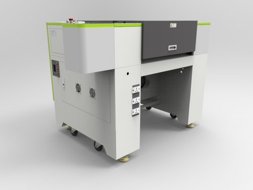 Laser Cutting and Engraving Machine CMH 0604-B-A