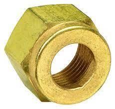 Brass Double Ferrule Fitting