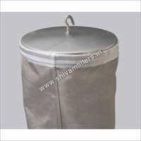 SFI Reverse Air Bag House Fiberglass Filter Bag