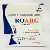 L-Arginine + Proanthocyanidin  Sachet