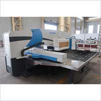 -Hydraulic CNC Turret Punch