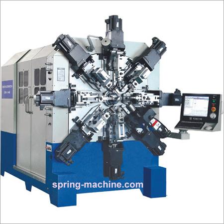 Spring Forming Machine