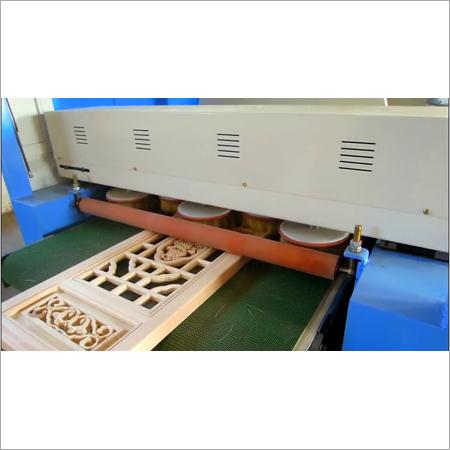 Wood Buffing Machine