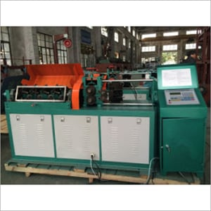 Automatic Cnc Wire Straight And Cutting Machine
