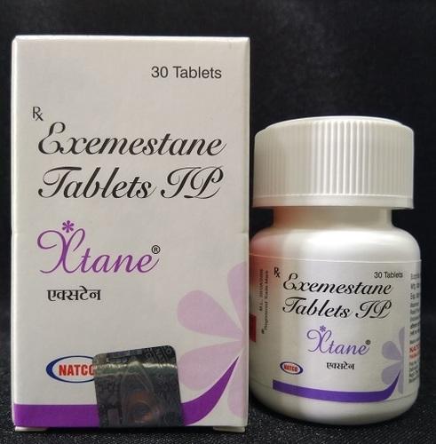 Xtane Tablet (Exemestane (25mg)