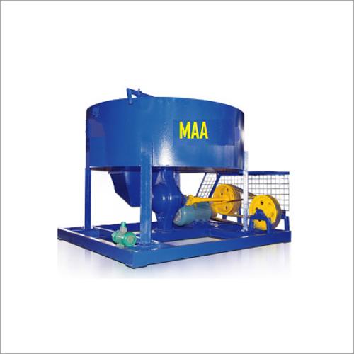 6 x 2.5 Industrial Pan Mixer