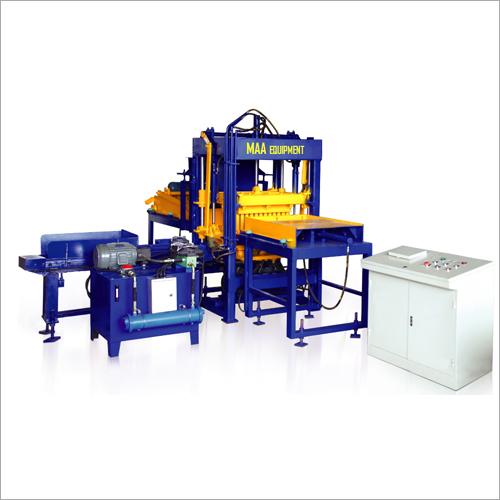 QT 4-15 Block Making Machine