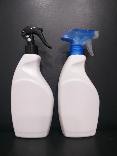 HDPE 500ML Sanitizer Spray Bottle