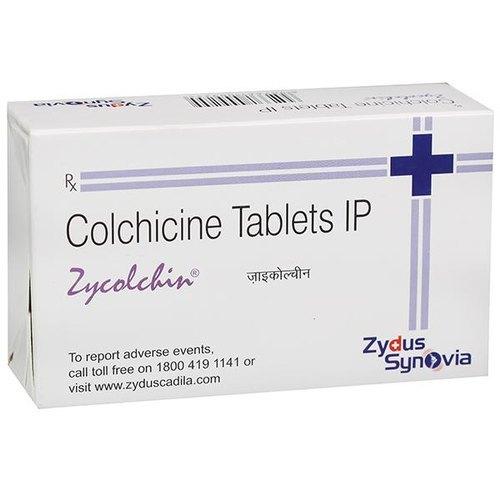 COLCHICINE 0.5 MG TABLET (ZYCOLCHIN)