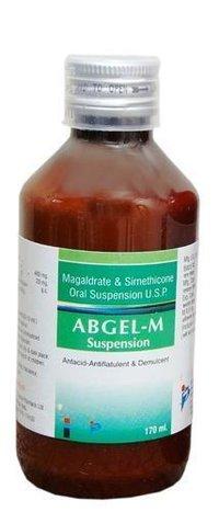 Magaldrate & Simethicone, Simethicone Syrup