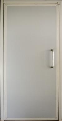 PPGI DOOR