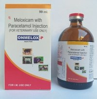 Meloxicam and Paracetamol Injection