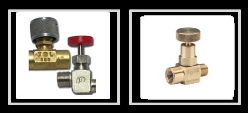 Brass Needle Valve Male To Male Thread