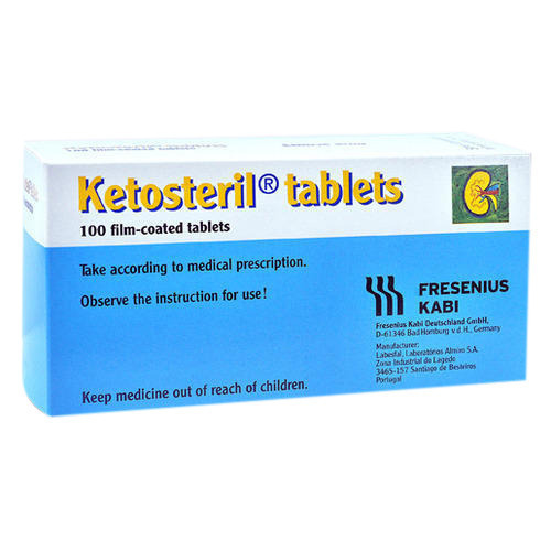 Ketosteril Tablet(Alpha Ketoanalogue (NA)