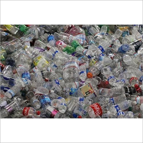 PET Waste Bottle Scrap