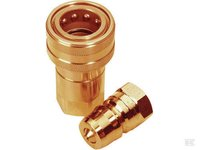Brass Quick Release Couplings