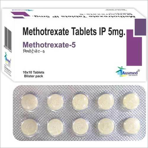 5 mg Methotrexate Tablets