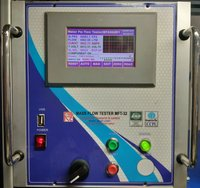 Flow and Motor Performance Testing Machine