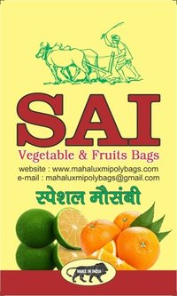 Sai Vegegatable & Fruits bags-Mosambi Special