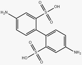 BENZIDINE 2-2 DISUFONIC ACID