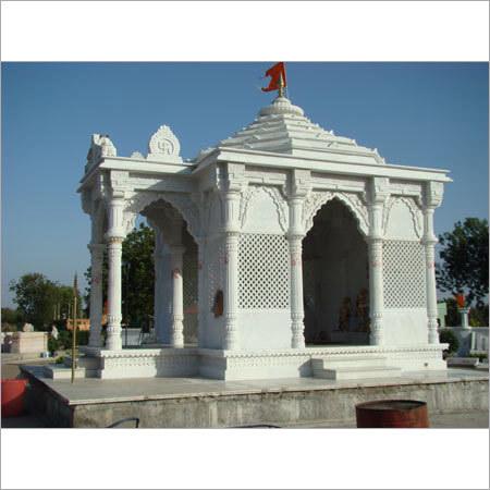 Stone Handicraft Temple
