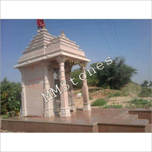 Solid Stone Temple 6 Feet